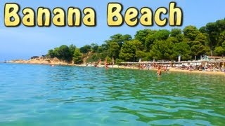 Banana beach - Skiathos, Greece