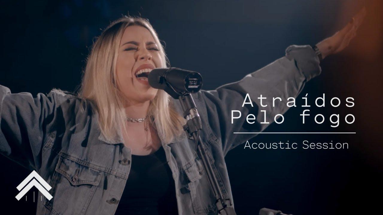 Atraídos Pelo Fogo + Espontâneo | Live Acoustic Session | Casa Worship