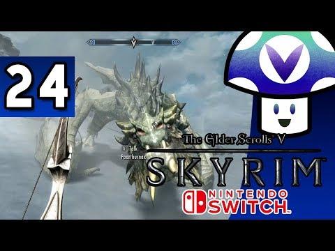 [Vinesauce] Vinny - The Elder Scrolls V: Skyrim [Switch] (part 24)