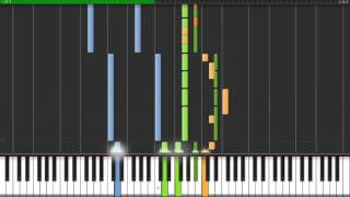 David Archuleta - Crush (synthesia) (links in description)