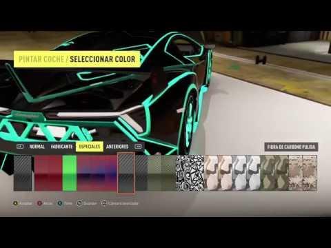 Forza Horizon 2 - Clip de diseño #1 Lamborghini Veneno [terminado]