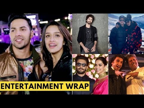 Varun and Shraddha reunite for dance film; Deepika to play Ranveer's wife in '83? Mp3