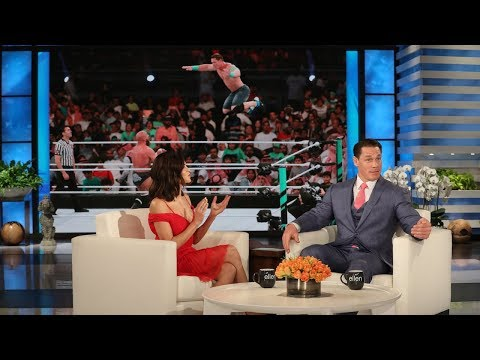 Jenna Dewan's Boyfriend Made Her Into a Wrestling Fan