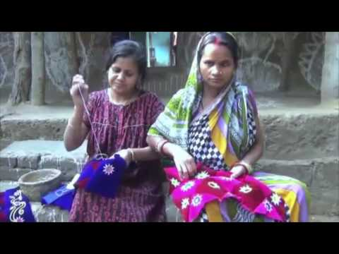 Traditional Applique Work - Pipli, Orissa