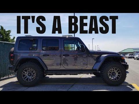 2018 Jeep Wrangler JL Rubicon Unlimited Walk Around! $62K!!!