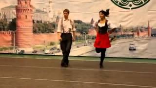ирландские танцы уфа