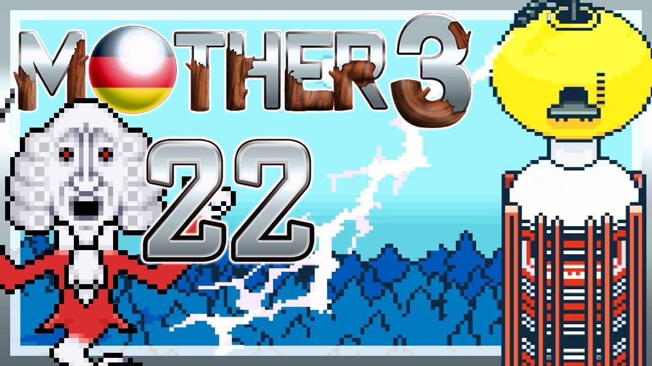 MOTHER 3 [DEUTSCH PATCH] # 22 🌏 Kapitel 5: Der Donnerturm