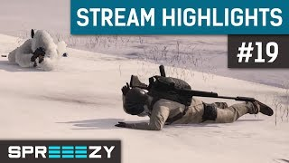 sprEEEzy - PUBG Highlights #19