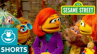 Sesame Street: Learning to Take Turns | Julia and Samuel's Playdate