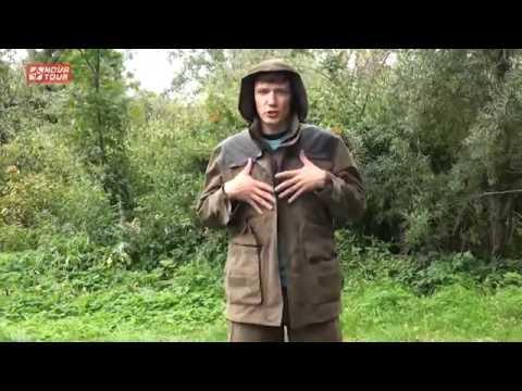 Костюм для охоты и рыбалки - YouTube