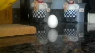Vernal Equinox Marks First Day of Spring Today Balance and egg to celebrate.