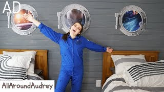 Space Room Makeover 2019! I AllAroundAudrey