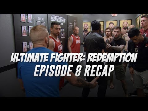 The Ultimate Fighter: Redemption - Episode 8 Recap