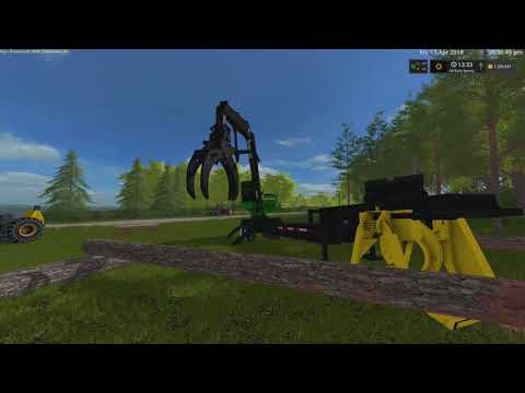 Farming UMRV 2.1 | Small scale logging