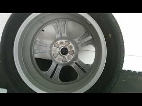 Chevy Bolt EV Wheel and Tire Specs