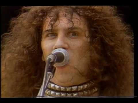 Anvil - Metal On Metal (Live)