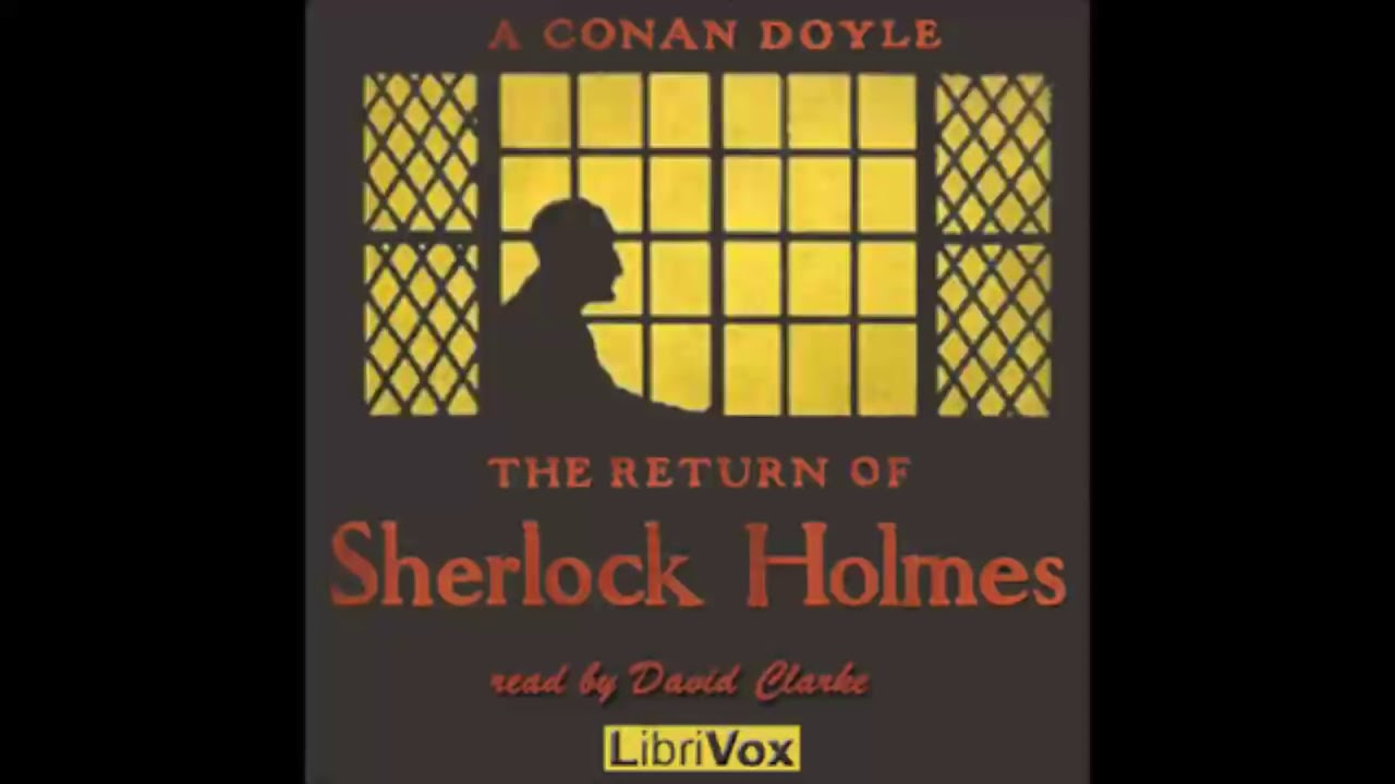 Read Listen and Search - The Return of Sherlock Holmes