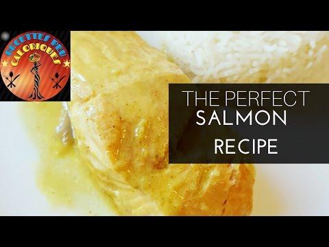 how-to- -saumon-dans-une-sauce-au-curry-et-lait-de-coco- -salmon-recipe-in-a-curry-and-coconut-sauce
