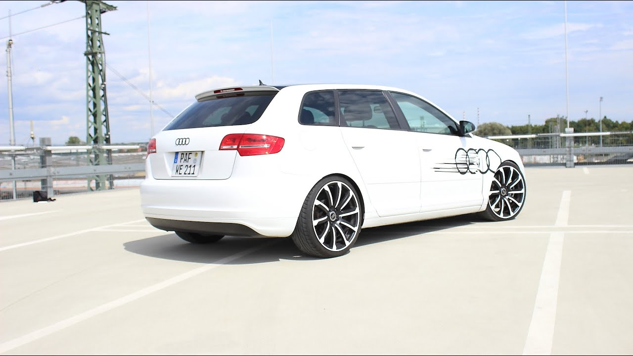 Audi A3 Sportback Static On 19 Quot Audi Wheels Rims Kw