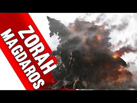 L'EPIQUE ZORAH MAGDAROS - Monster Hunter World Gameplay