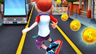 Subway Surf // Gameplay