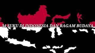 Gambar cover 34 SUKU DI INDONESIA DAN ADAT BUDAYA
