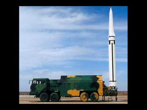 India vs China - Strategic Missile Force