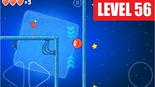 Red Ball 4 level 56 Walkthrough / Playthrough video.