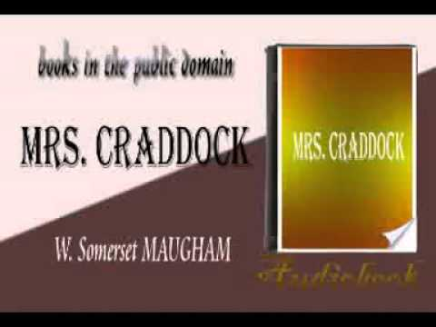 Mrs. Craddock audiobook W. Somerset MAUGHAM