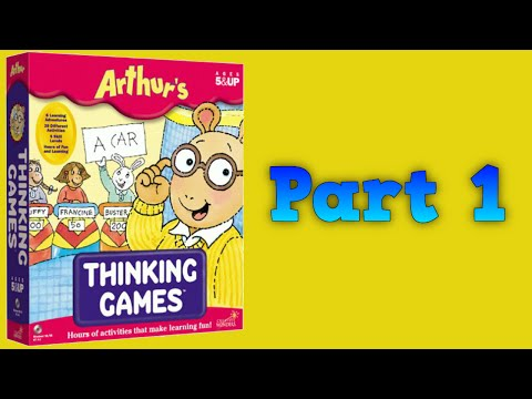 Whoa, I Remember: Arthuru0027s Thinking Games: Part 1