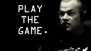 Why You Have To Play The Game At Work - Jocko Willink