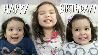 HAPPY BIRTHDAY TO DADDY! - March 26, 2017 -  ItsJudysLife Vlogs