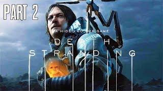 DEATH STRANDING All Cutscenes (Part 2) Game Movie 1080p HD