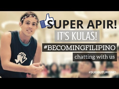 IT'S KULAS! #BECOMINGFILIPINO CHATS WITH US | Skip The Flip