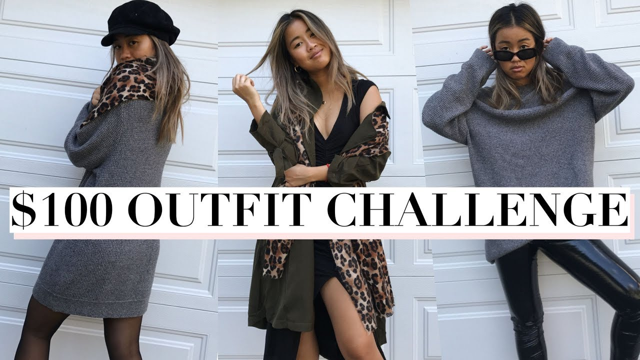 3 Affordable Outfit Ideas for Winter | $100 Challenge 7