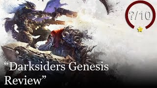 Darksiders Genesis Review [PS4, Switch, Xbox One, & PC] (Video Game Video Review)