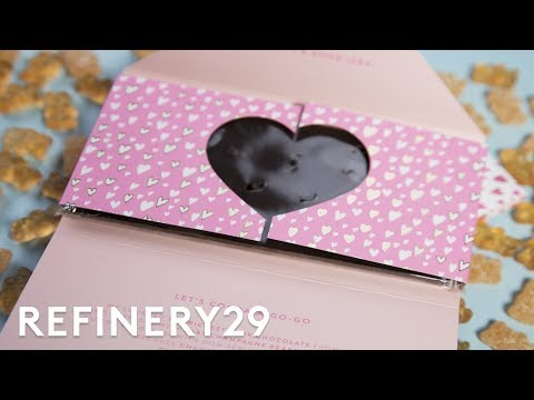 How This Insta-Famous Sugarfina Chocolate Bar Is Made | How Stuff Is Made | Refinery29
