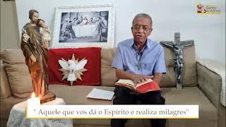 Meditando a Palavra 54 - Luiz Gonzaga 09.09.2021