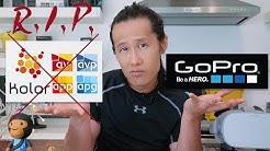 GoPro Kills Kolor - no more Autopano Video (AVP) or Giga - R.I.P.