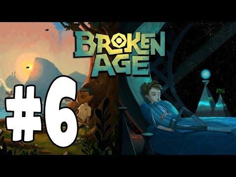 Broken Age Walkthrough - Part 6 - Vella - Tree Barf (Spoiler Warning)