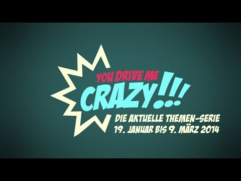 You drive me crazy - From dealing with myself   Christoph Hammel