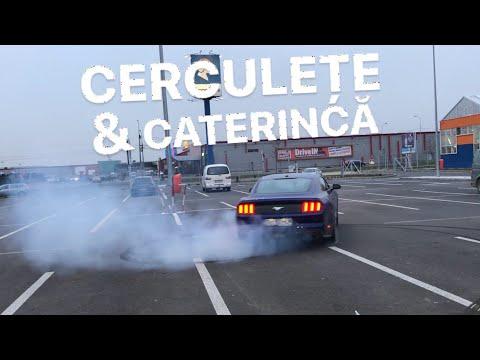 #133 Car vLog – CERCULEȚE CU MUSTANG & CATERINCĂ
