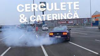 #133 Car vLog - CERCULEȚE CU MUSTANG & CATERINCĂ