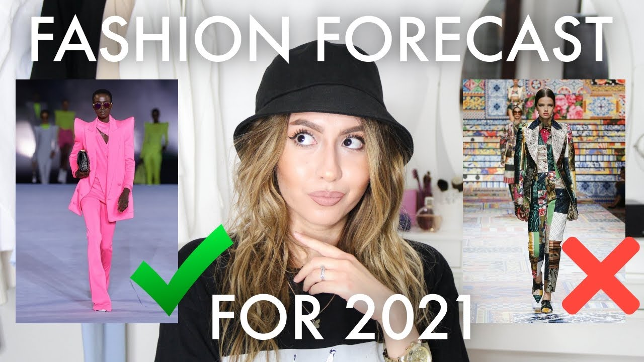 FASHION TREND FORECAST 7  TOP 7 FASHION TRENDS THAT YOU NEED TO KNOW  IN 7