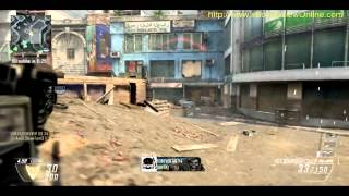 Call of Duty Black Ops 2 HEADQUARTERS OVERFLOW Multiplayer BO2 gameplay Inspired by theRadBrad