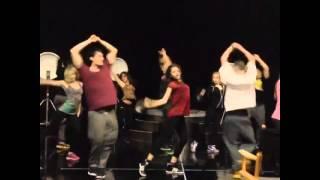 Shake it Up Finale Rehearsal - Instagram