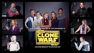Star War: The Clone Wars 10th Anniversary Collection