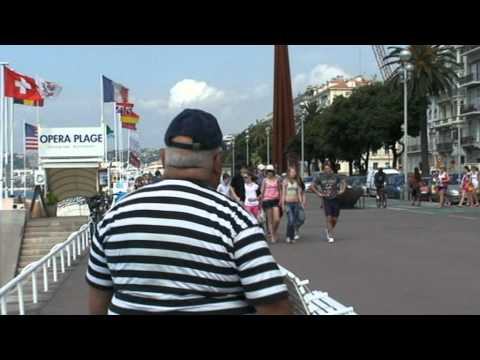 Highlights of Cannes,Nice and Monaco,France 5