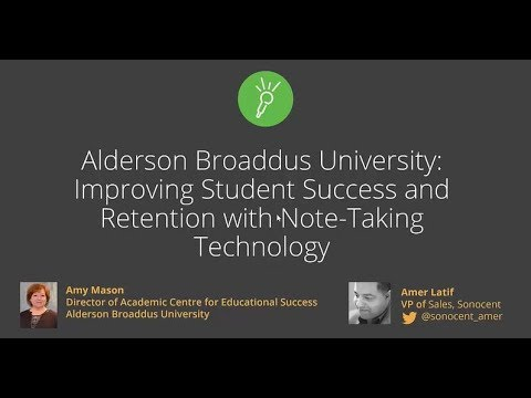 Webinar | Improving Student Success and Retention with ...