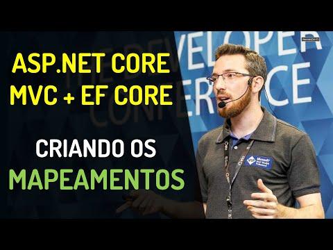 ASP.NET Core MVC + EF Core Code First: Criando os Mapeamentos
